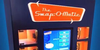 Imagem de Troque o seu boneco usado por um livro com a Swap-O-Matic no site TecMundo