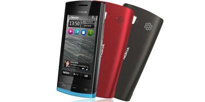 Imagem de Nokia 500: novo modelo da empresa no Brasil traz processador de 1 GHz no site TecMundo