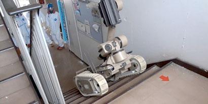 Imagem de A árdua rotina dos robôs que tentam recuperar a usina nuclear de Fukushima [vídeo] no site TecMundo