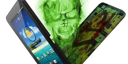 Imagem de Samsung é a 3ª empresa que mais desrespeita o meio ambiente no site TecMundo