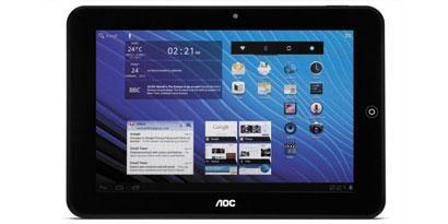 Imagem de AOC lança tablet Breeze de 9 polegadas no site TecMundo