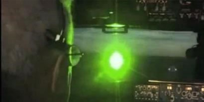 Imagem de FBI cria força-tarefa para caçar quem aponta lasers para aviões e helicópteros [vídeo] no site TecMundo