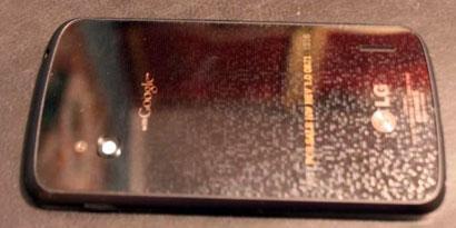Imagem de Conheça o LG Nexus, o novo smartphone da Google [imagens] no site TecMundo