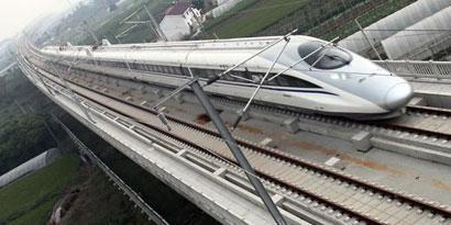 Imagem de China Railways CRH380A: o trem-bala sobre rodas mais rápido do mundo no site TecMundo