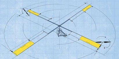 """Imagem de Upturn: aparelho pode ser o primeiro """"helicóptero humano"""" no site TecMundo"""
