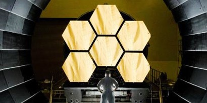 Imagem de James Webb Space Telescope: o sucessor imponente do Hubble no site TecMundo