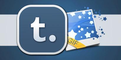Imagem de Tumblr: como criar e postar um GIF no site TecMundo