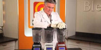 Imagem de Novo episódio da série Will It Blend compara tablets de 7 e 8 polegadas [vídeo] no site TecMundo
