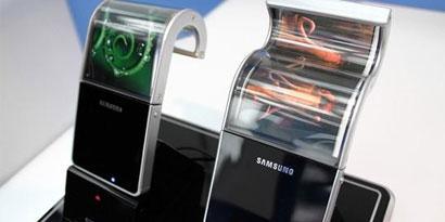Imagem de Samsung está investindo pesado nas telas flexíveis no site TecMundo