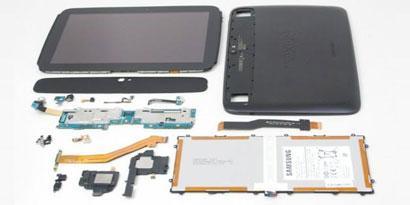 Imagem de Como é o Nexus 10 por dentro? no site TecMundo