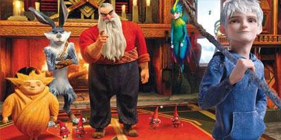 """Imagem de DreamWorks libera ferramenta de edição usada em """"A Origem dos Guardiões"""" no site TecMundo"""