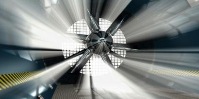 Imagem de Para que servem os túneis de vento? no site TecMundo