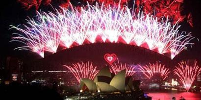 Imagem de Festa de Ano-Novo de Sidney terá show de luzes com smartphones no site TecMundo