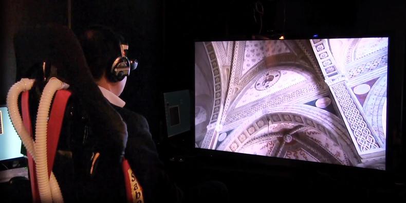 Imagem de Nova tecnologia virtual é capaz de despertar os cinco sentidos no site TecMundo