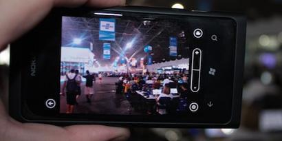 Imagem de Testamos o Nokia Lumia 800 com Windows Phone no site TecMundo