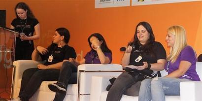 Imagem de Campus Party: garotas e games também combinam no site TecMundo
