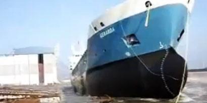Imagem de Como um navio gigante é colocado no mar? [vídeo] no site TecMundo