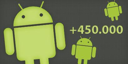 Imagem de Android Market já tem mais de 450.000 aplicativos no site TecMundo