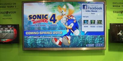 Imagem de Ataques furiosos no segundo episódio de Sonic: The Hedgehog 4 [vídeo] no site TecMundo