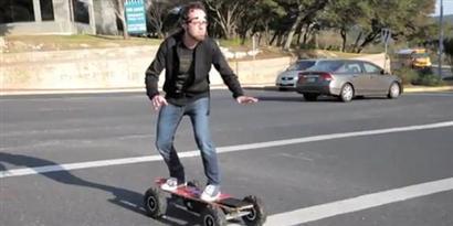 Imagem de Skate controlado pela mente já é uma realidade no site TecMundo