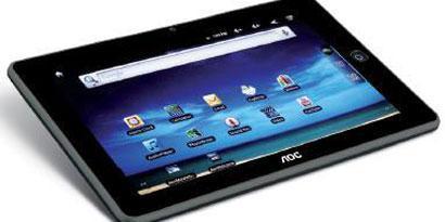 Imagem de AOC lança nova versão do tablet Breeze no site TecMundo
