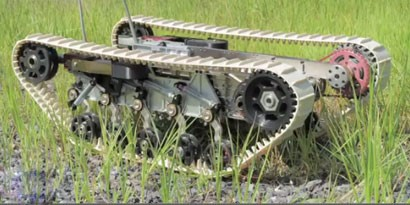 Imagem de DARPA cria suspensão incrível para robôs antibombas [vídeo] no site TecMundo