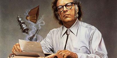 Imagem de Isaac Asimov: o pai dos robôs no site TecMundo