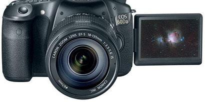 Imagem de Canon EOS 60Da: a câmera para astrônomos no site TecMundo