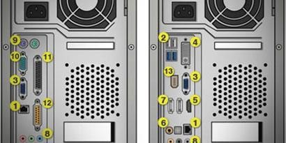 Imagem de Para que servem todos estes conectores nas placas-mãe? no site TecMundo