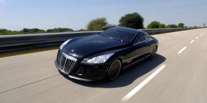 Imagem de Maybach Exelero: o carro de 8 milhões de dólares no site TecMundo