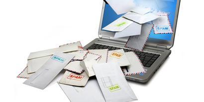 Imagem de O que é spam? no site TecMundo
