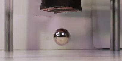 Imagem de ZeroN: bola metálica controlada por computador ignora a gravidade [vídeo] no site TecMundo