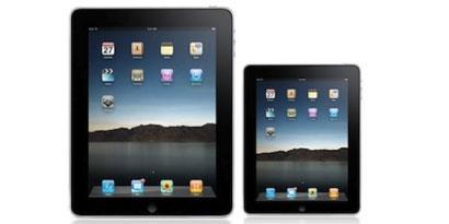 Imagem de iPad Mini será ultrafino e contará com nova tecnologia touchscreen no site TecMundo
