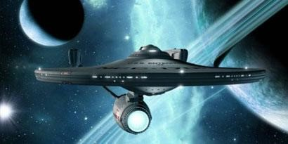 Imagem de Site quer construir nave Enterprise de Star Trek no site TecMundo