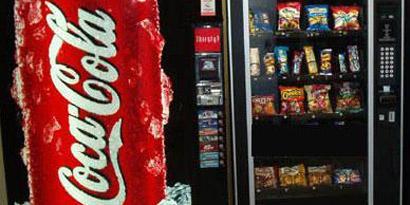 Imagem de Máquina de Coca-Cola poderá aumentar preços no calor no site TecMundo