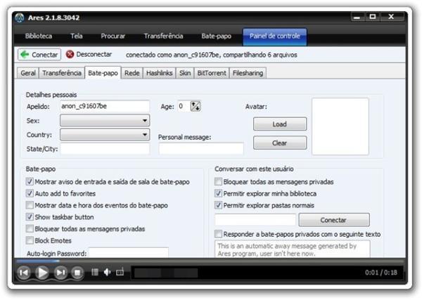 01a1a2f83 A aba Transferência permite que você visualize os downloads realizados e  aqueles em andamento. Nessa tela