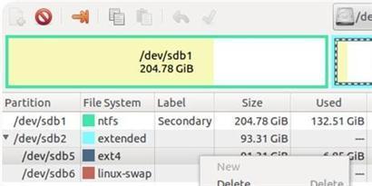Imagem de Ubuntu: como redimensionar partições no site TecMundo