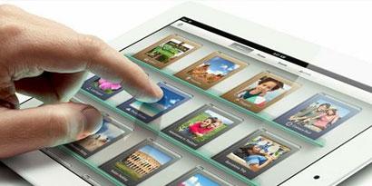 Imagem de App para iOS 6 permite o uso de iPad nas escolas no site TecMundo