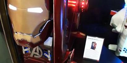 Imagem de Seria esse o gabinete de Tony Stark? [vídeo] no site TecMundo