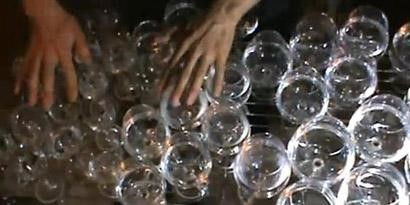 Imagem de Taças musicais: confira o tema de Harry Potter tocado com cálices de vinho no site TecMundo