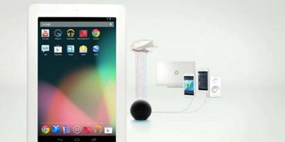 Imagem de Nexus Q: a central de mídia para dispositivos Android no site TecMundo