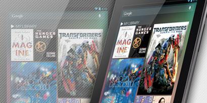 Imagem de Comparativo: Nexus 7 x outros tablets no site TecMundo