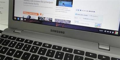 Imagem de Primeiras impressões: Samsung Chromebook Series 5 no site TecMundo