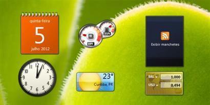 Imagem de Windows 8 não vai ter suporte aos gadgets para Desktop no site TecMundo