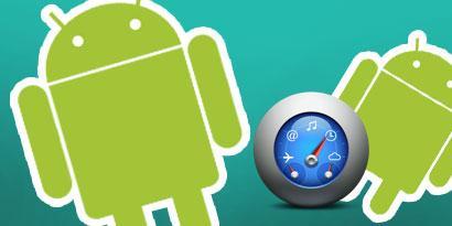 Imagem de Android: como ativar um widget no site TecMundo