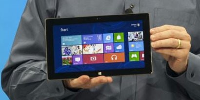 Imagem de Windows 8 está pronto no site TecMundo
