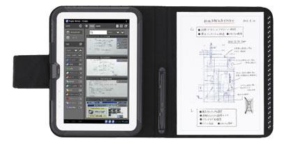 Imagem de Inovador ou bizarro? Casio anuncia tablet com papel e caneta no site TecMundo