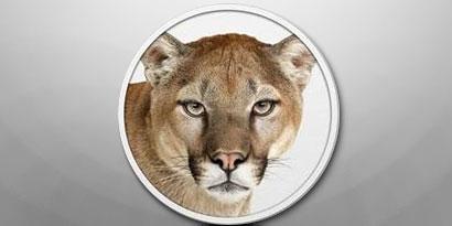 Imagem de Mountain Lion estaria cortando a duração da bateria nos Macs no site TecMundo