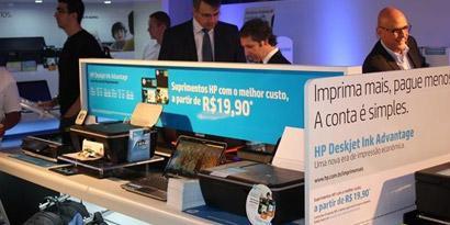 Imagem de HP lança linha econômica de impressoras com cartuchos a R$ 19,90 no site TecMundo