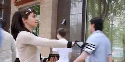 Imagem de Estudantes ucranianos criam sistema que traduz gestos em fala no site TecMundo